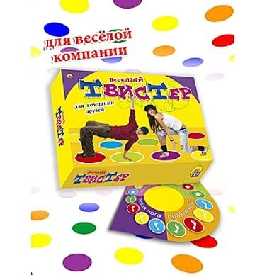 ВЕСЁЛЫЙ ТВИСТЕР (Арт.ИН-7374) Артикул: 70198 Рыжий кот