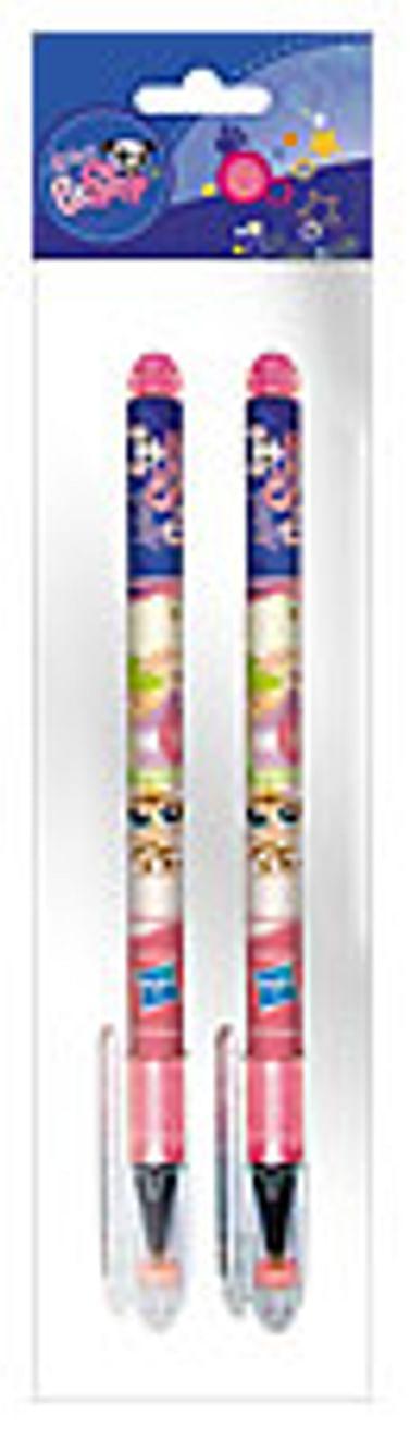Академия Групп/Ручки шариковые, цвет пасты синий 2 шт Littlest Pet Shop Артикул: 56098 Академия Групп Littlest Pet Shop