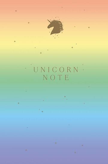 Unicorn Note Артикул: 56905 Эксмо