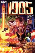 Marvel 1985 Артикул: 72172 Эксмо Миллар М.