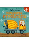 Машины-строители (+ наклейки) Артикул: 97379 Эксмо Супев Б.
