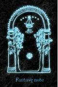 Fantasy Note. Блокнот путешественника по Средиземью (Волшебные врата) Артикул: 97374 Эксмо