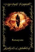 Fantasy Note. Блокнот путешественника по Средиземью (Всевидящее Око) Артикул: 97375 Эксмо