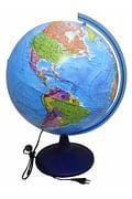 Глобус Земли политический 400 мм.с подсветкой Классик Евро арт.Ке014000245 Артикул: 52213 Глобен
