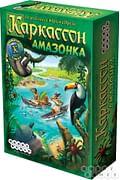 Наст.игр.:МХ.Каркассон. Амазонка,арт.1730 Артикул: 43339 Эксмо Оригами