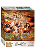"Мозаика ""puzzle"" 1000 ""Найди 16 лошадей"" (Limited Edition) Артикул: 37723 STEPpazzle"