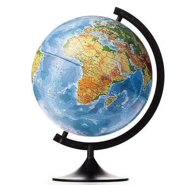 Глобус Земли физический. Диаметр 320мм Артикул: 16906 Глобен Диаметр 320мм