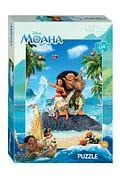 """Мозаика """"puzzle"""" 160 """"Моана"""" (Disney) Артикул: 32034 STEPpazzle"""