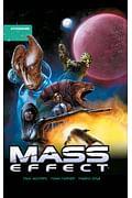 Mass Effect. Том 2. Основание Артикул: 92635 Эксмо Уолтерс М.