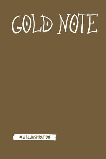 Gold Note. Креативный блокнот с золотыми страницами (твердый переплет) Артикул: 24360 Эксмо