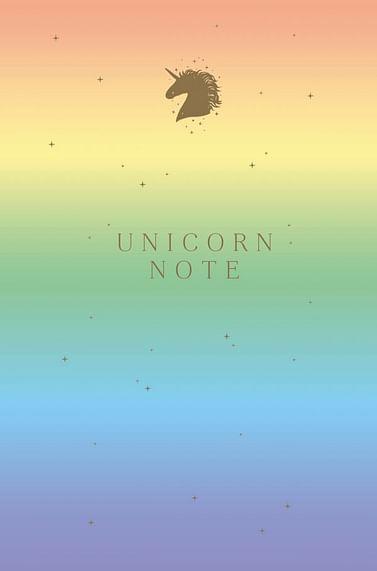 Unicorn Note. Артикул: 56905 Эксмо