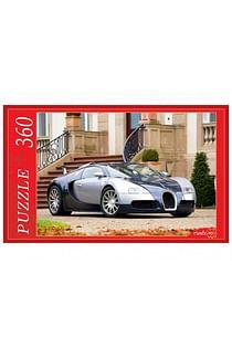 ПАЗЛЫ 360 элементов. Автомобиль у парадного входа КБ360-0652 Артикул: 80714 Рыжий кот