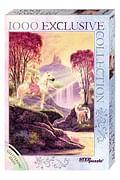 "Мозаика ""puzzle"" 1000 ""Стив Рид. Волшебная долина"" (Глиттер-коллекция) Артикул: 37741 STEPpazzle"
