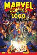 Marvel Comics #1000. Золотая коллекция Marvel Артикул: 81037 Эксмо Юинг Э.