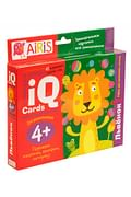 Набор занимательных карточек для дошколят. Львенок (4+) Артикул: 65848 Айрис-пресс