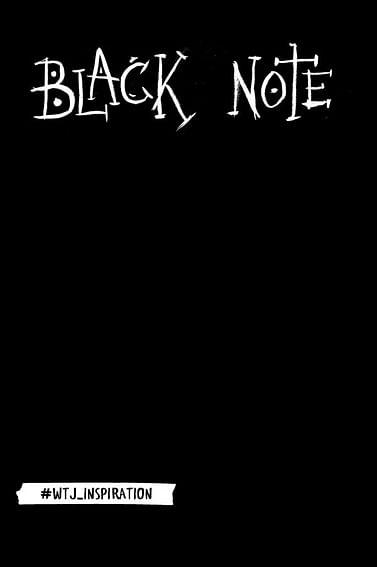 Black Note. Креативный блокнот с черными страницами (мягкая обложка) Артикул: 26081 Эксмо