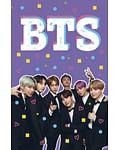 Блокнот BTS. Твой яркий проводник в корейскую культуру! (формат А5, мягкая обложка). Артикул: 63867 Эксмо