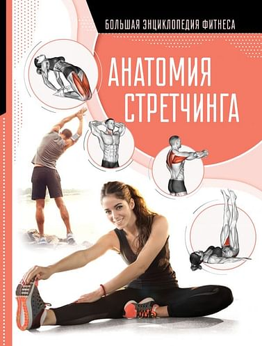 Анатомия стретчинга Артикул: 75969 АСТ Степук Н.Г.