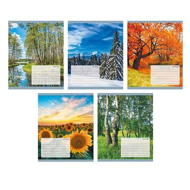 Т.24вл л/Прекрасные пейзажи Артикул: 86814 Эксмо канц-эксмо