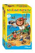 """Дорожные игры """"Веселые пираты"""" Артикул: 63182 STEPpazzle"""