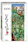 """Мозаика """"puzzle"""" 1000 """"Джунгли"""" (Панорама) Артикул: 53605 STEPpazzle"""