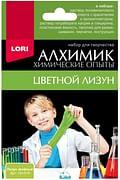 Химические опыты.Лизун зеленый Артикул: 76624 LORI