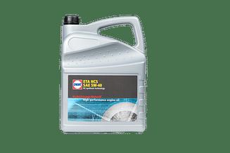Моторное масло OEST ETA HCS SAE 5W-40 5л