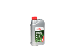 Антифриз Lesta концентрат -80 С (зеленый) G 11 1кг