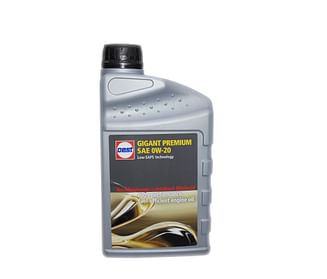 Моторное масло OEST Gigant Premium SAE 0W-20 1л