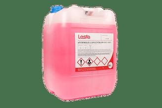 Антифриз Lesta концентрат -80 С (красный) G 12+ 20л