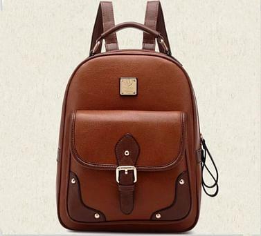 Рюкзак женский модель 459 (карамель)