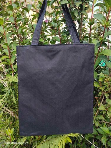 Сумка-шоппер модель 461/6 (черный)