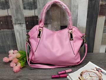 Сумка женская модель 471 (розовый)