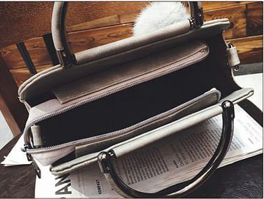 Сумка женская модель 485 (серый)