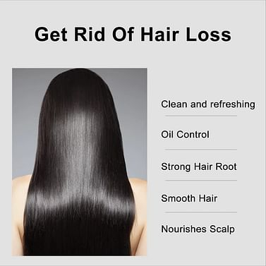 Маска для волос восстанавливающая с имбирем, 400 гр JOMTAM