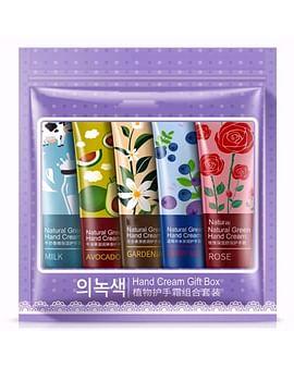 Набор парфюмированных кремов для рук, 5 шт х 30 гр HCHANA