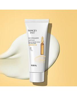 Восстанавливающий, увлажняющий крем для рук с никотинамидом, Nicotinamide Ampoule Hand Cream,80 гр. IMAGES