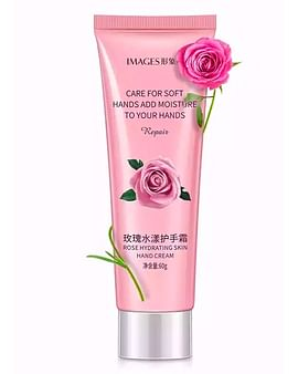 Увлажняющий крем для рук с экстрактом розы, 60 гр IMAGES