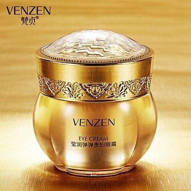 Осветляющий крем для век Eye Cream Moisturizing And Elastic Lady, 15г VENZEN