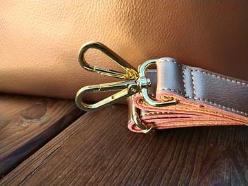Сумка шоппер из натуральной кожи модель 00100