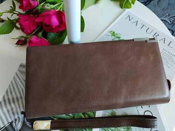 Портмоне из натуральной кожи модель 00110