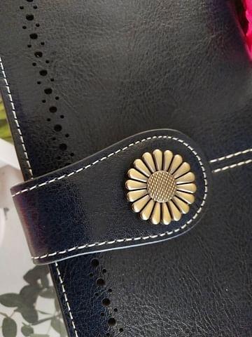 Портмоне из натуральной кожи c RFID защитой модель 00121