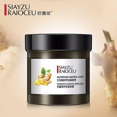 Восстанавливающая укрепляющая маска для волос с корнем имбиря, 500 г. SIAYZU RAIOCEU