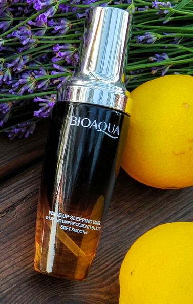 Масло для волос лимонный цветок Wake Up Sleeping Hair Lemon Flower (50мл) Bioaqua