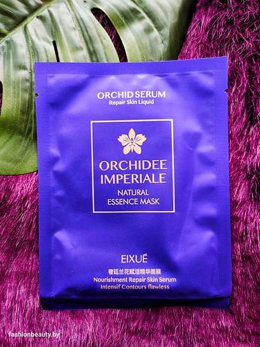 Омолаживающая маска для лица с экстрактами иланг-иланга и орхидеи, 25 гр. EIXUE