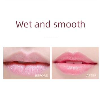Увлажняющие патчи для губ с гиалуроновой кислотой и экстрактом черешни CAHNSAI