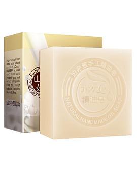 Натуральное мыло ручной работы с козьим молоком,100 гр. Bioaqua