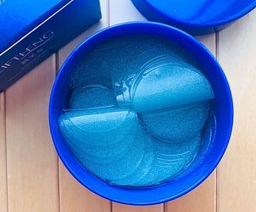 Патчи гидрогелевые коллагеновые для области вокруг глаз, с экстрактом медузы, увлажняющие, 60 шт LIFTHENG