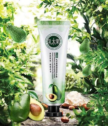 Shea Nut Hand Hydro Cream - крем для рук с экстрактом авокадо и маслом ши. Senana