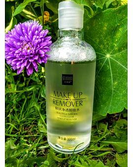 Мицелярная вода увлажняющая Beautiful Natural Clean Clear MakeUp Remover (300мл) Senana